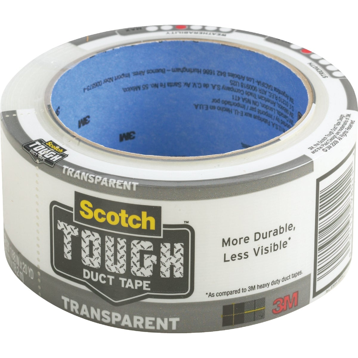 1.88X20YD TRNS DUCT TAPE - 2120-A by 3m Co