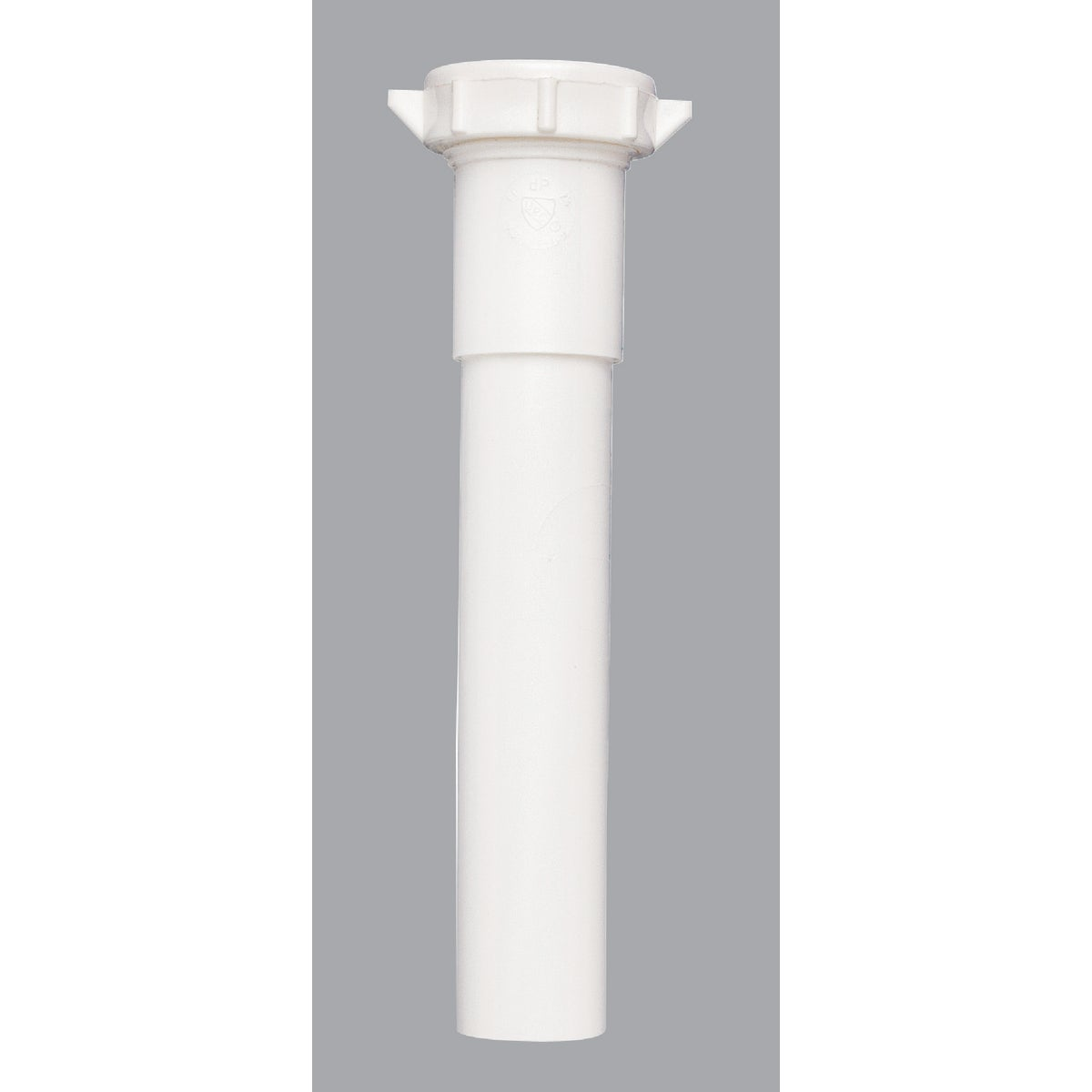 1-1/2X12 WHT SJ EXT TUBE - 40-12WK by Plumb Pak/keeney Mfg