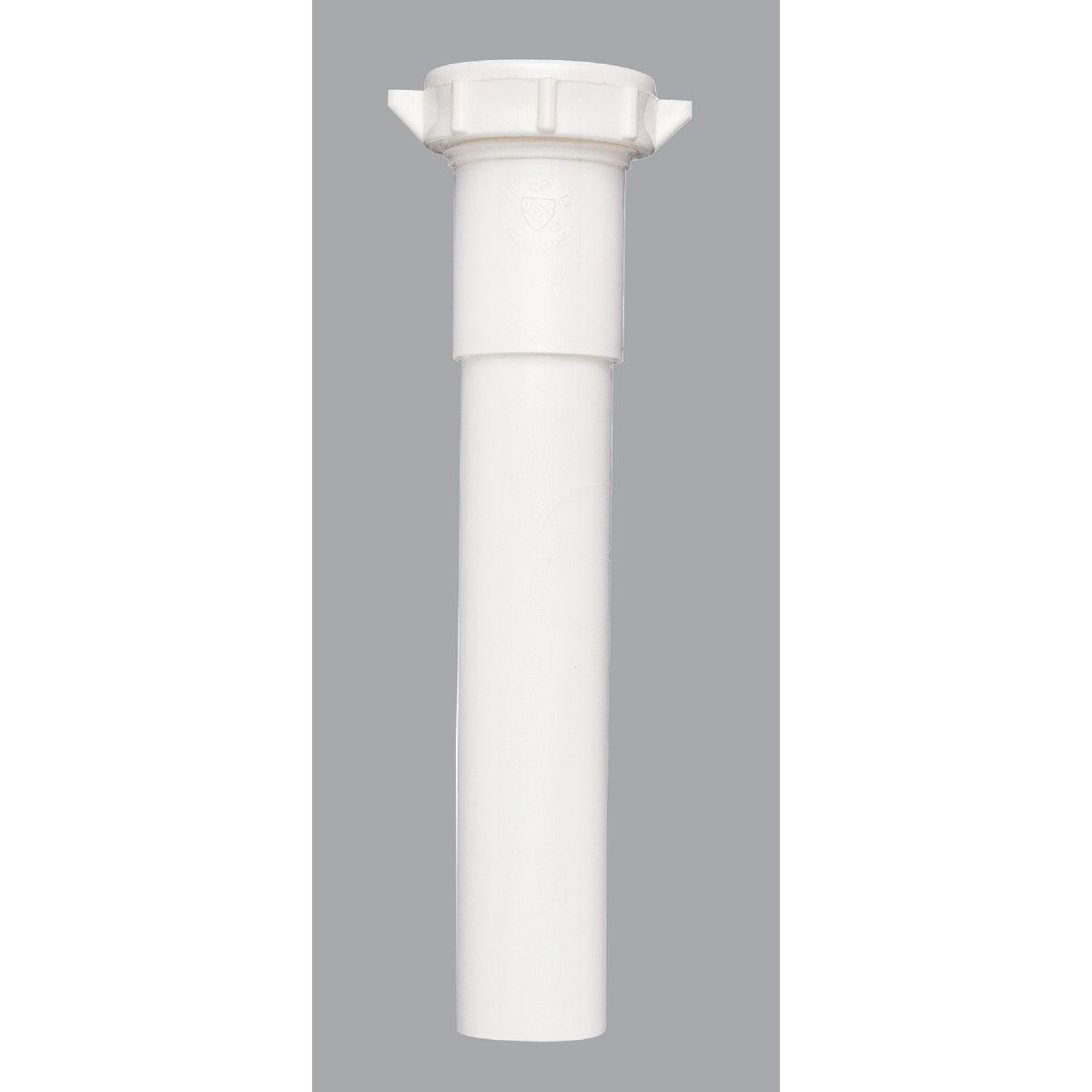 Plumb Pak/Keeney Mfg. 1-1/2X12 WHT SJ EXT TUBE 40-12WK