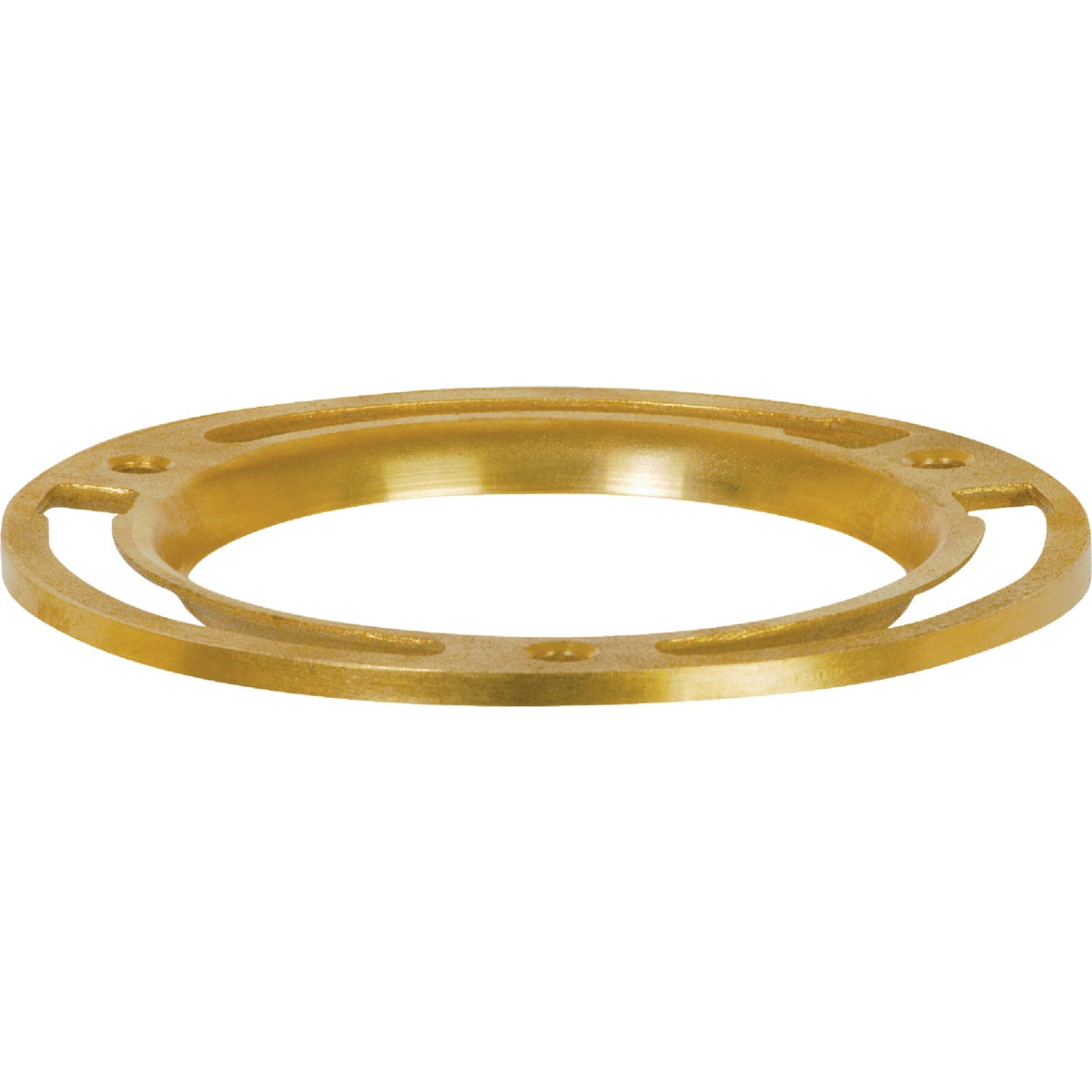 "4"" BRS CLOST FLANGE RING - 890-4BPK by Sioux Chief Mfg"