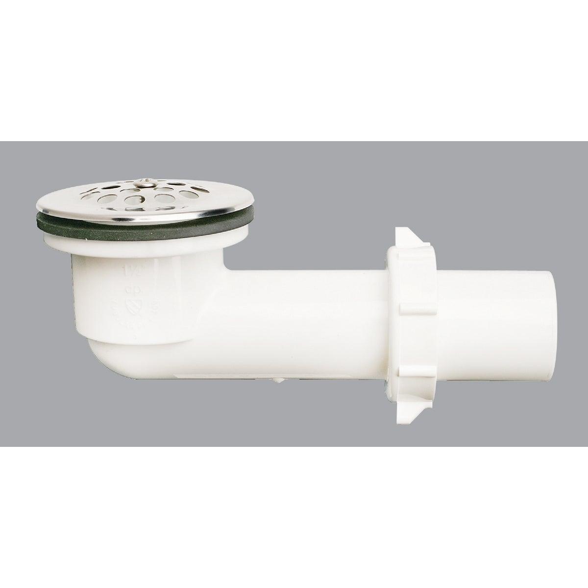 PVC TRIPLEVER WASTE SHOE