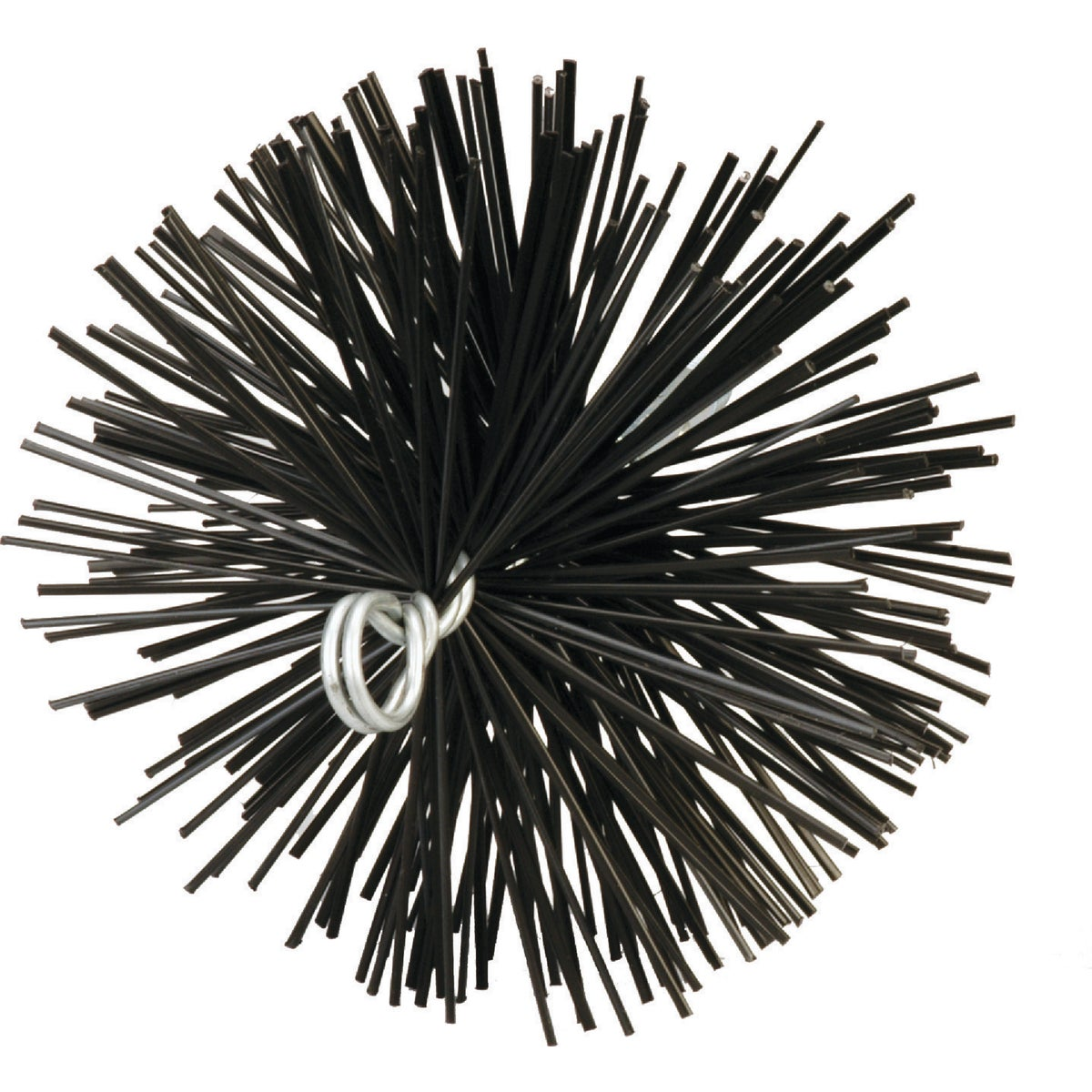"8""RND POLY CHIMNEY BRUSH - 33190 by Meeco Mfg"