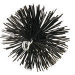 Round Poly Chimney Brush