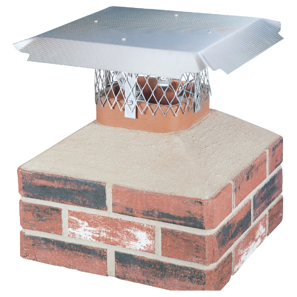 ALUM CHIMNEY COVER - MF303 by Hy C Company