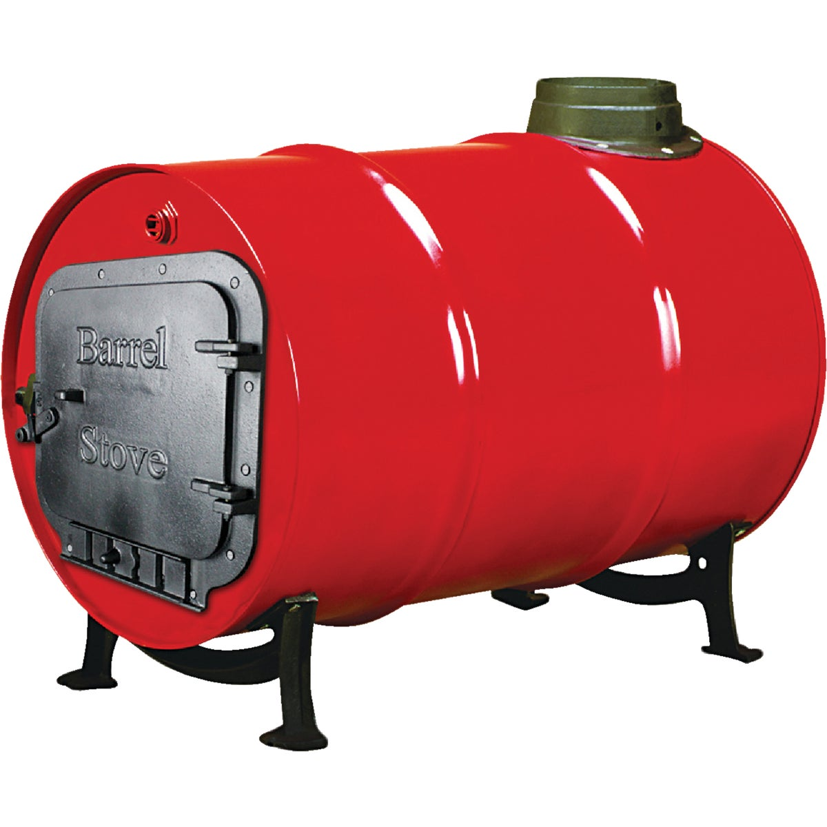 BARREL STOVE KIT - BK100E by Vogelzang Intl Co