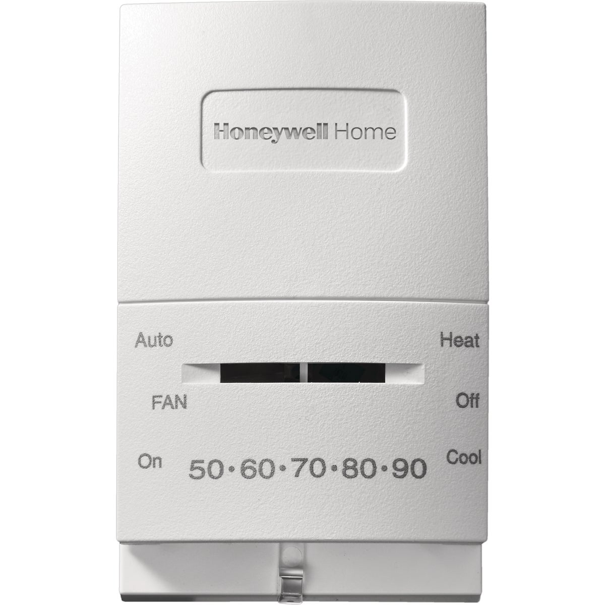 Honeywell International MANUAL STND THERMOSTAT YCT51N1008