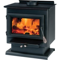 Summers Heat Mid-Size Wood Stove, 50-SNC13