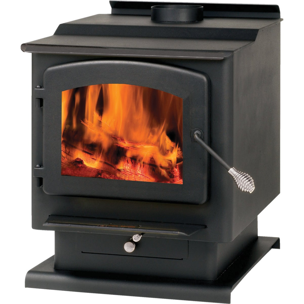 Summers Heat Large Wood Stove, 50-SNC30