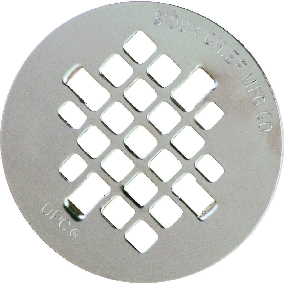 SS SHOWER STRAINER - 827-2SPK1 by Sioux Chief Mfg
