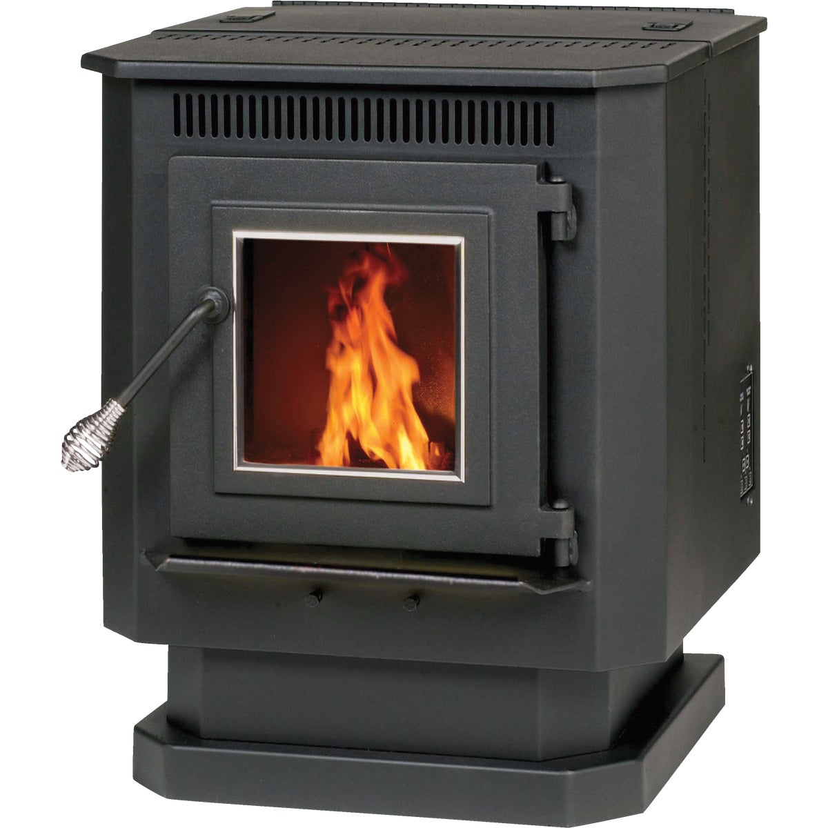 40LB HOPPER PELLET STOVE - 55-SHP10 by Englands Stove Work