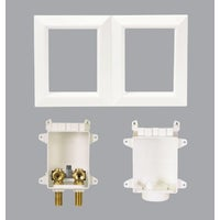 Sioux Chief OxBox Washing Machine Outlet Box, 696-2303XFPK4