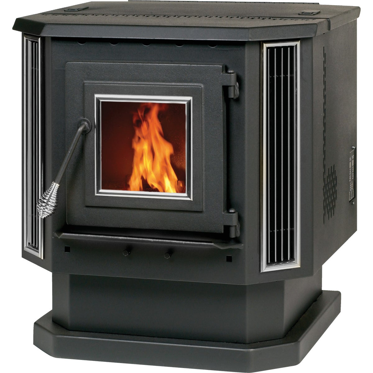 60LB HOPPER PELLET STOVE - 55-SHP22 by Englands Stove Work