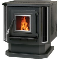 Summers Heat Large Pellet Stove, 55-SHP22