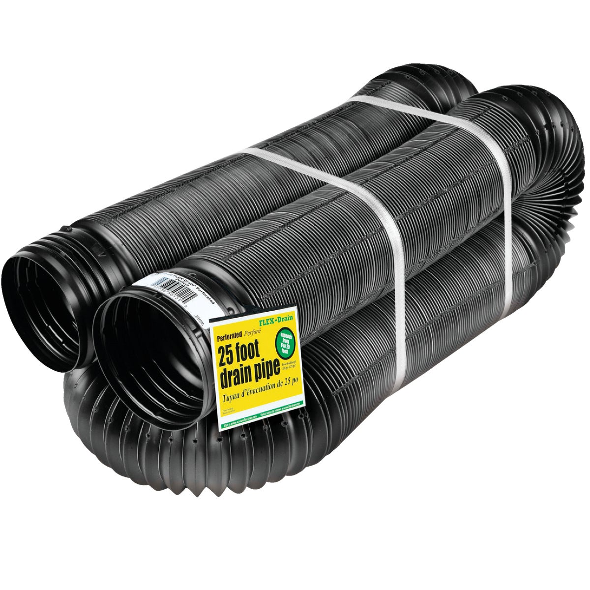 25' PERFORATED FLEX PIPE - 50310 by Cleveland Tubing Inc