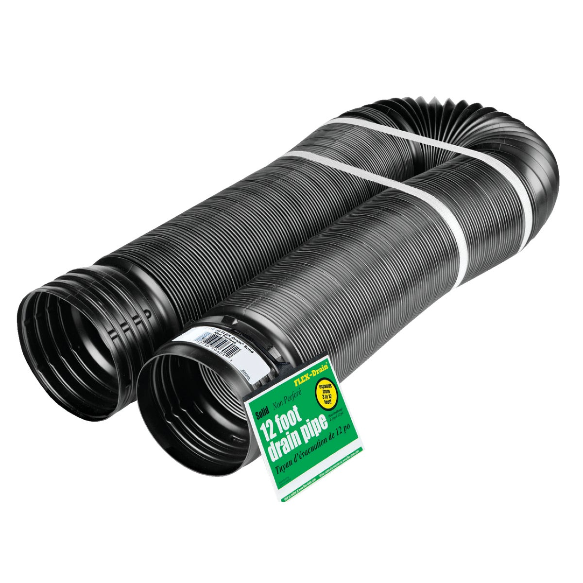 12' SOLID FLEX PIPE - 51710 by Cleveland Tubing Inc
