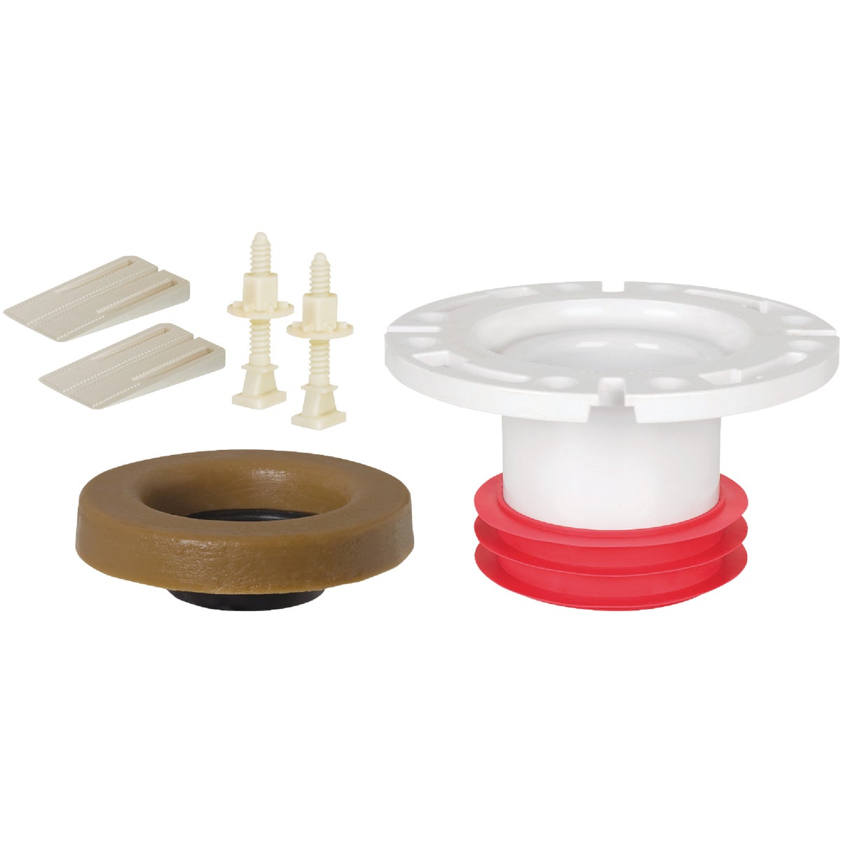 PVC FLANGE REPAIR KIT - 887-GPTMK by Sioux Chief Mfg
