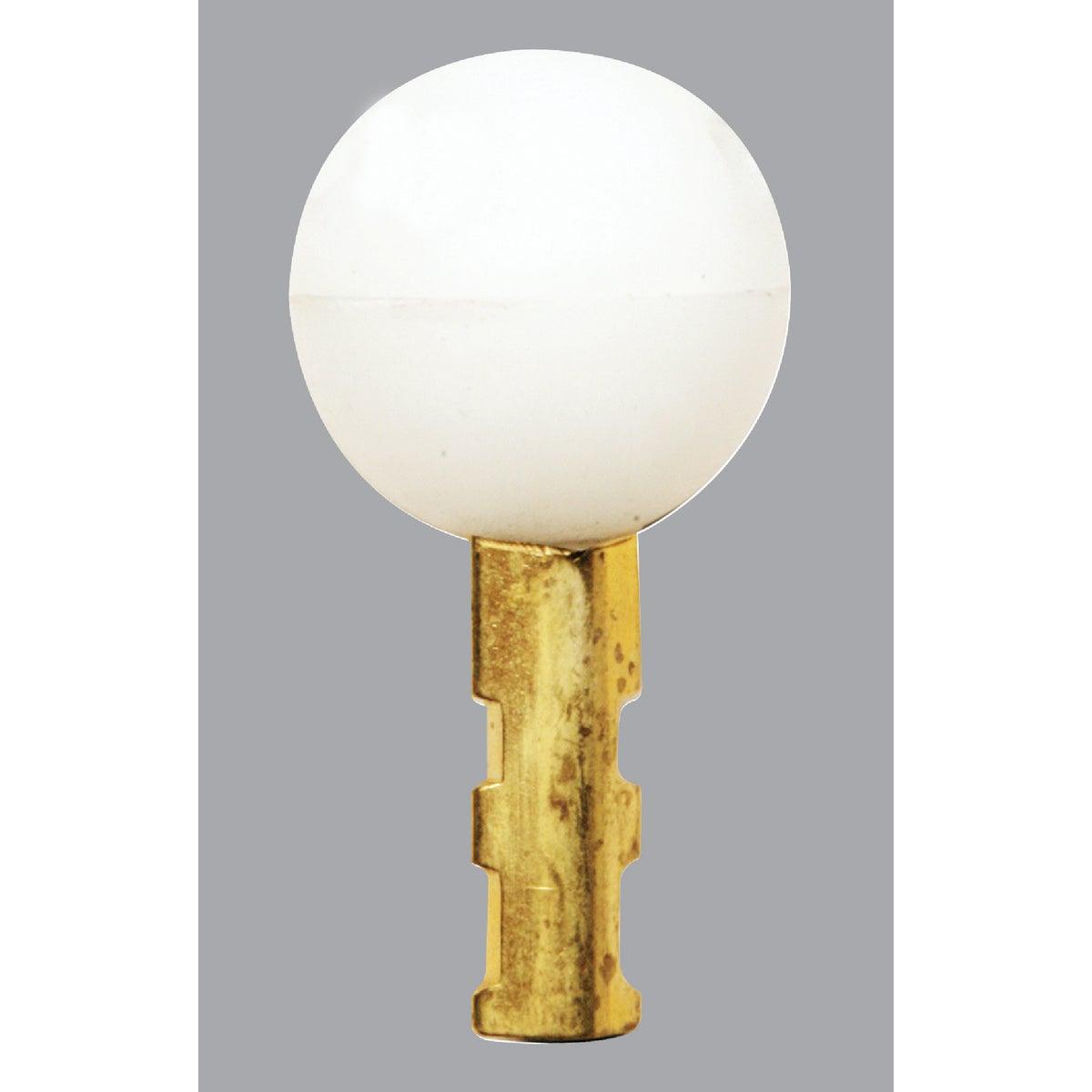 Plumb Pak/Keeney Mfg. DIAL STYLE FAUCET BALL 405345