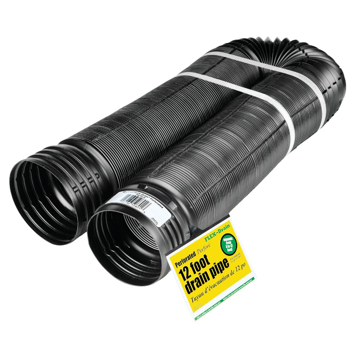 12' PERFORATED FLEX PIPE - 50910 by Cleveland Tubing Inc
