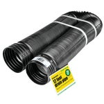 "4"" Expandable Perforated Drainage Pipe"