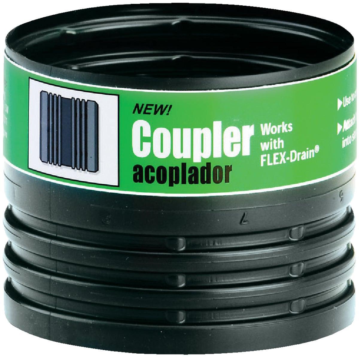 FLEX DRAIN COUPLER