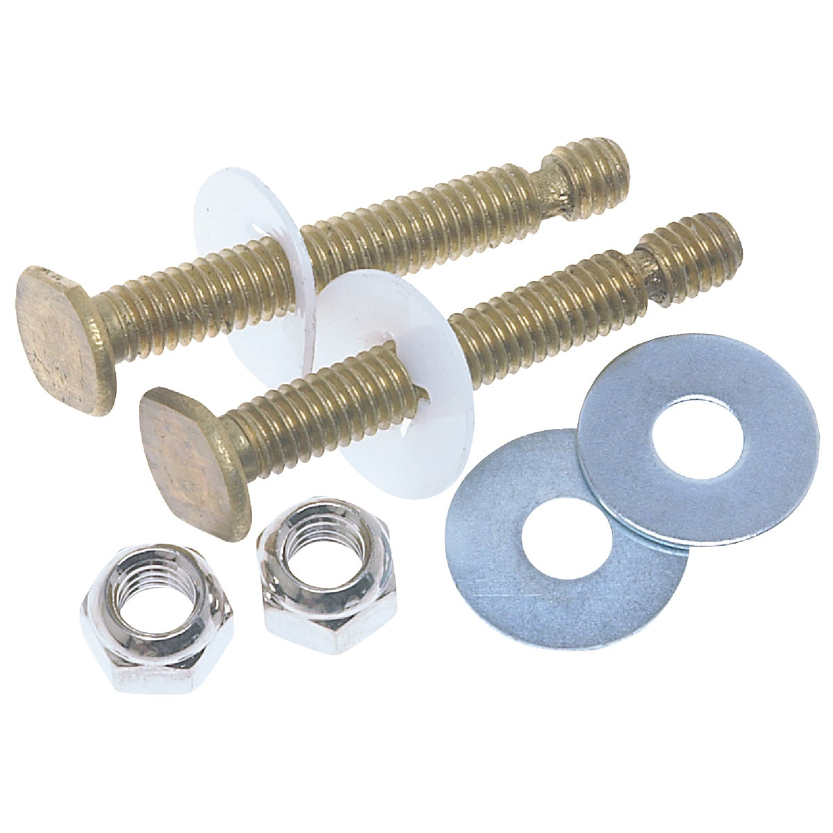 "5/16"" TOILET BOLT SET"