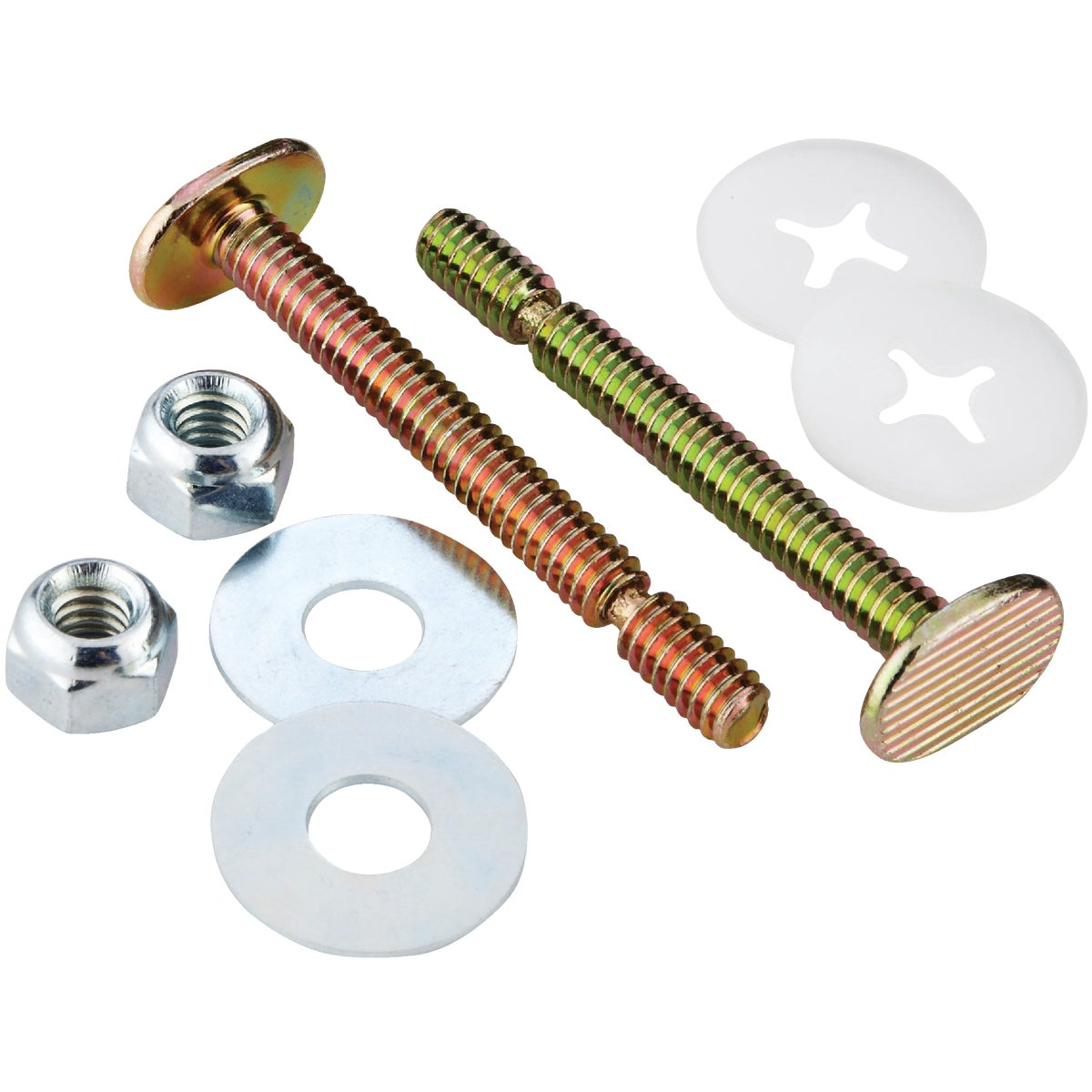 "1/4"" TOILET BOLT SET - 051735 by Do it Best"
