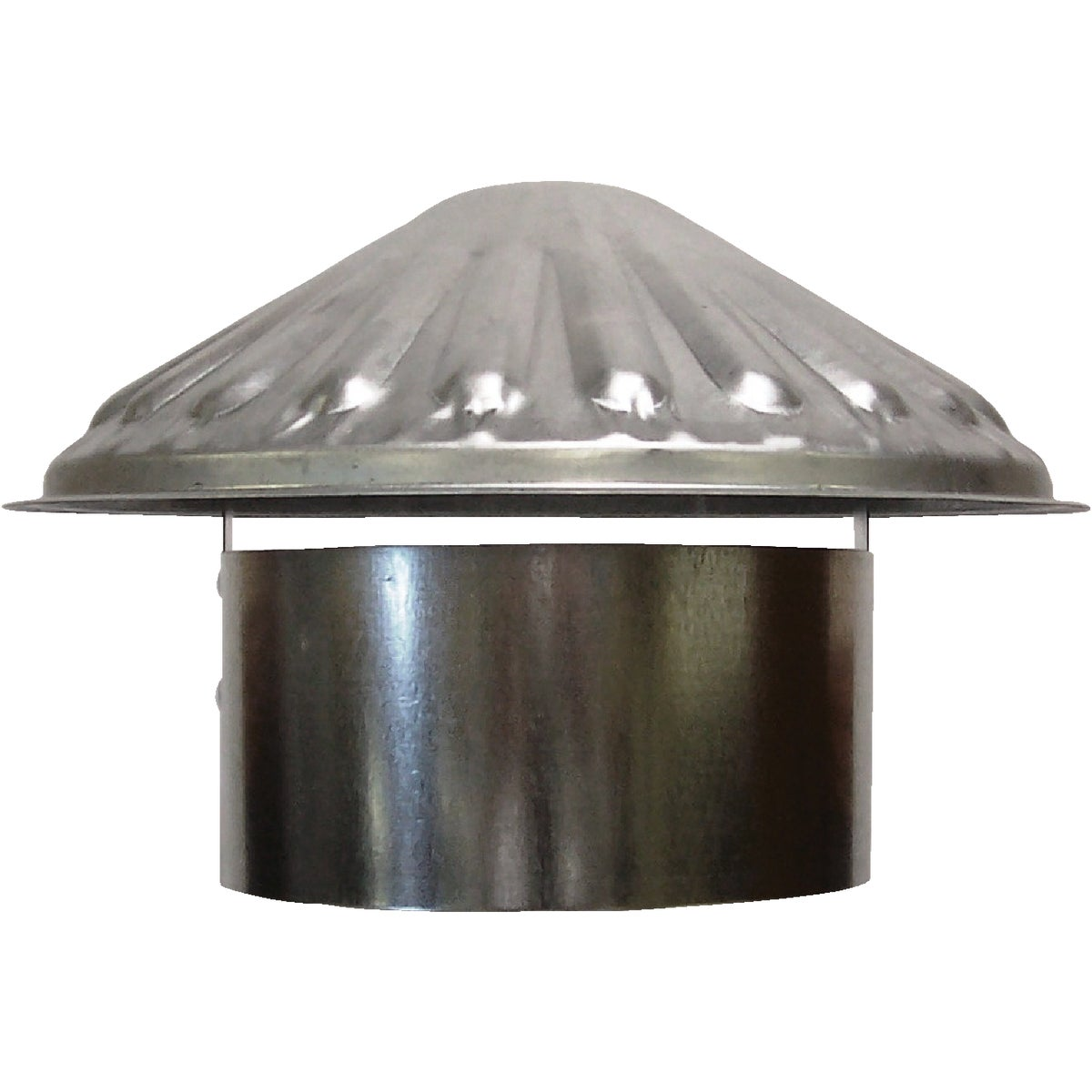 "6"" VENT PIPE CAP - D-286 by S & K Products Co"