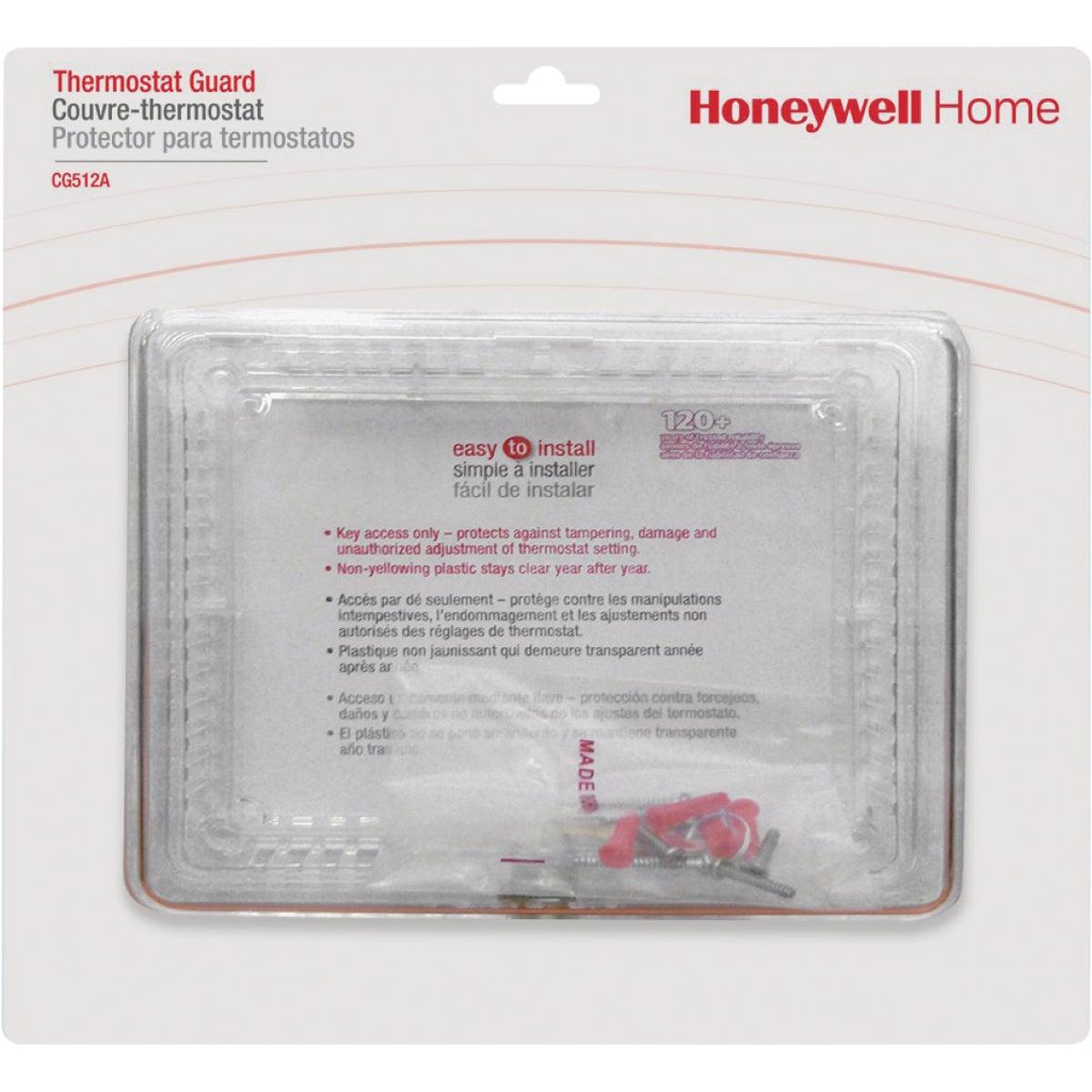 Honeywell International LG THERMSTAT COVER/GUARD CG512A1009