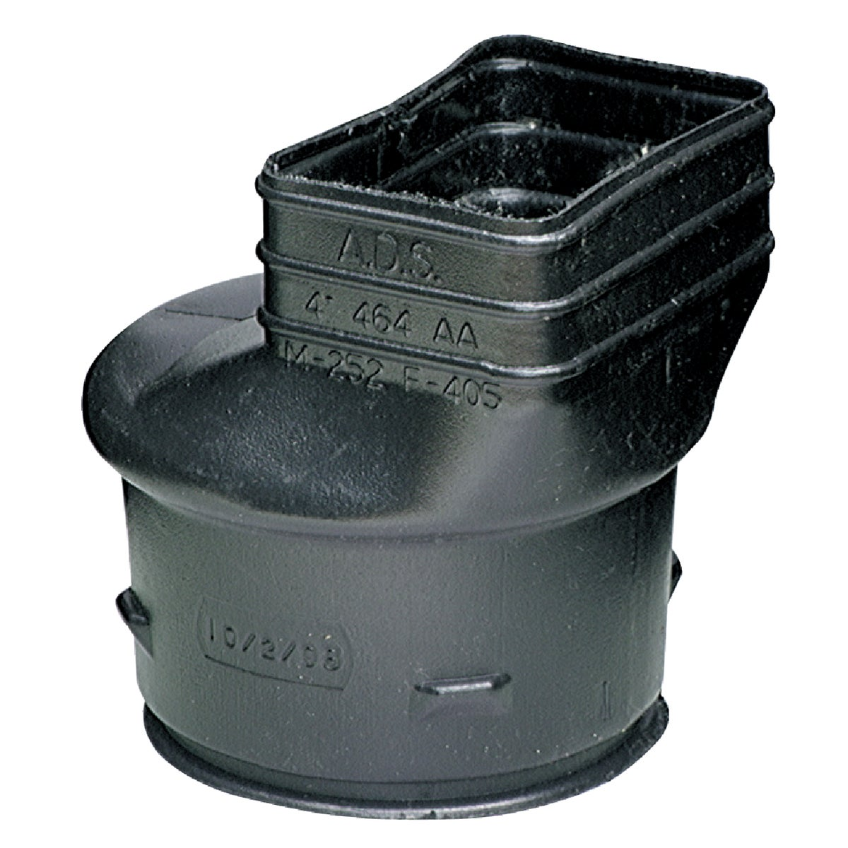 2X3 DOWNSPOUT ADAPTER - 464AA by Advanced Drainage Sy
