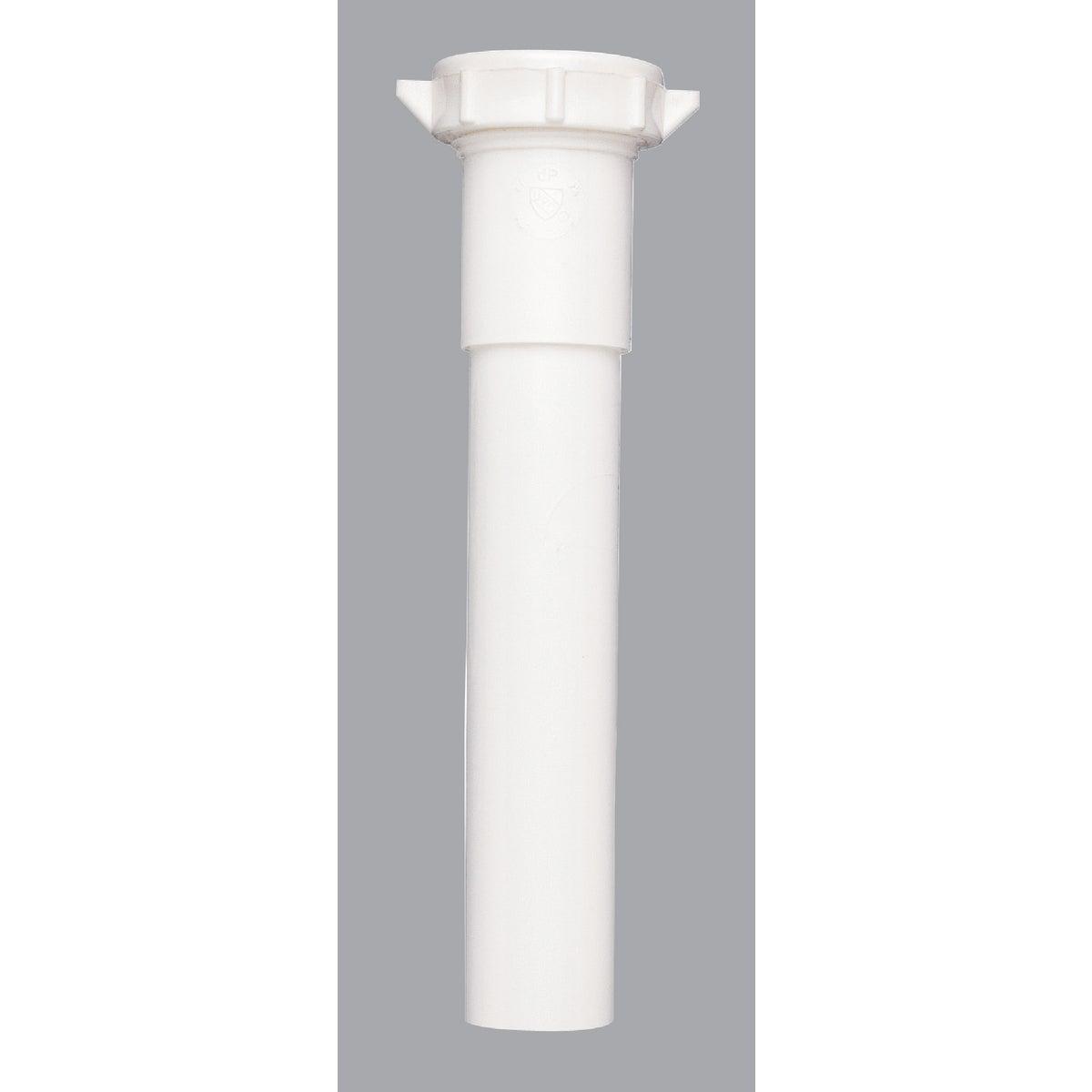 Plumb Pak/Keeney Mfg. 1-1/2X6 WHT S/J EXT TUBE 40-6WK