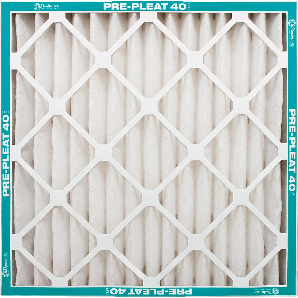 20X20X4 PLTD AIR FILTER - 80055.042020 by Flanders Corp