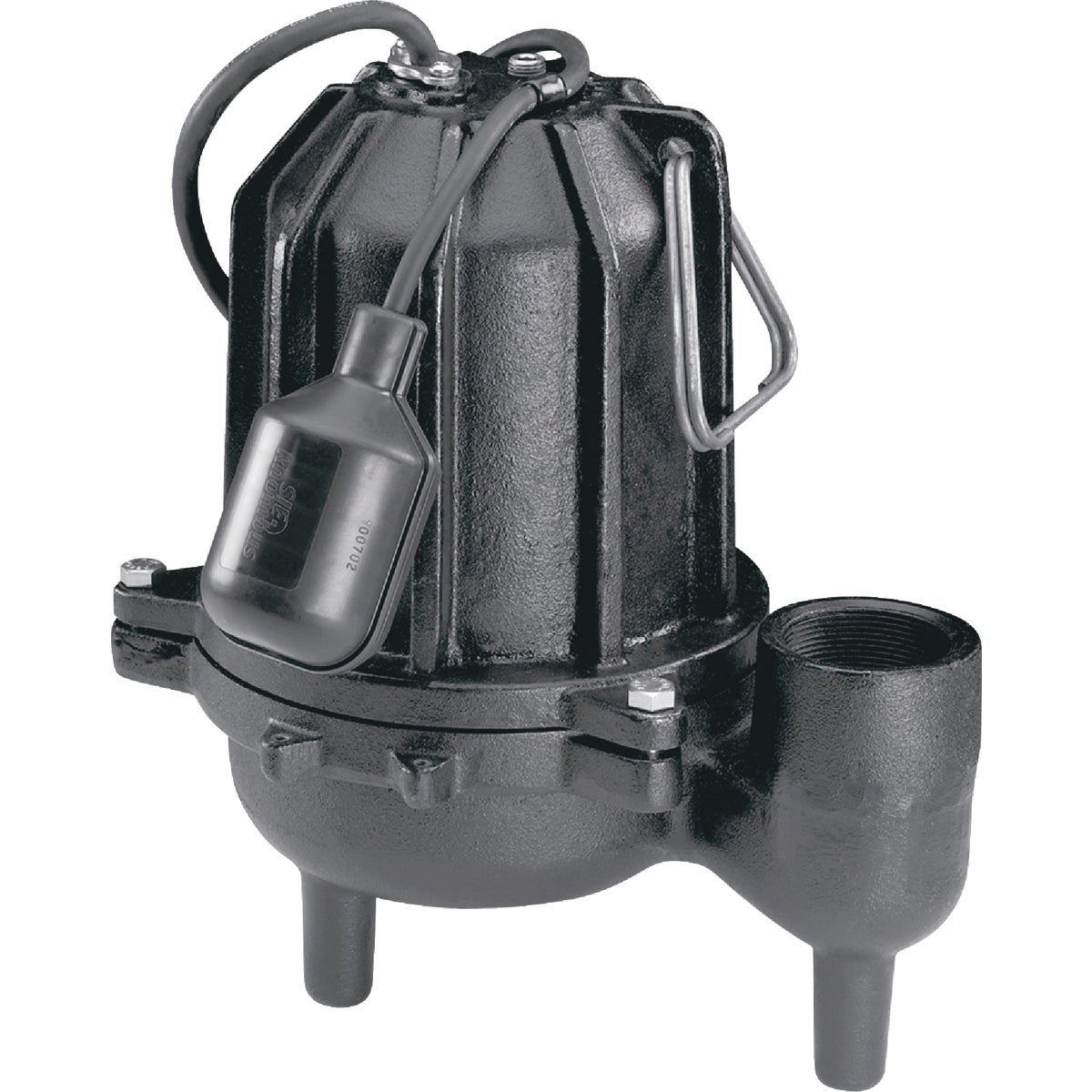 1/2HP CAST SEWAGE PUMP
