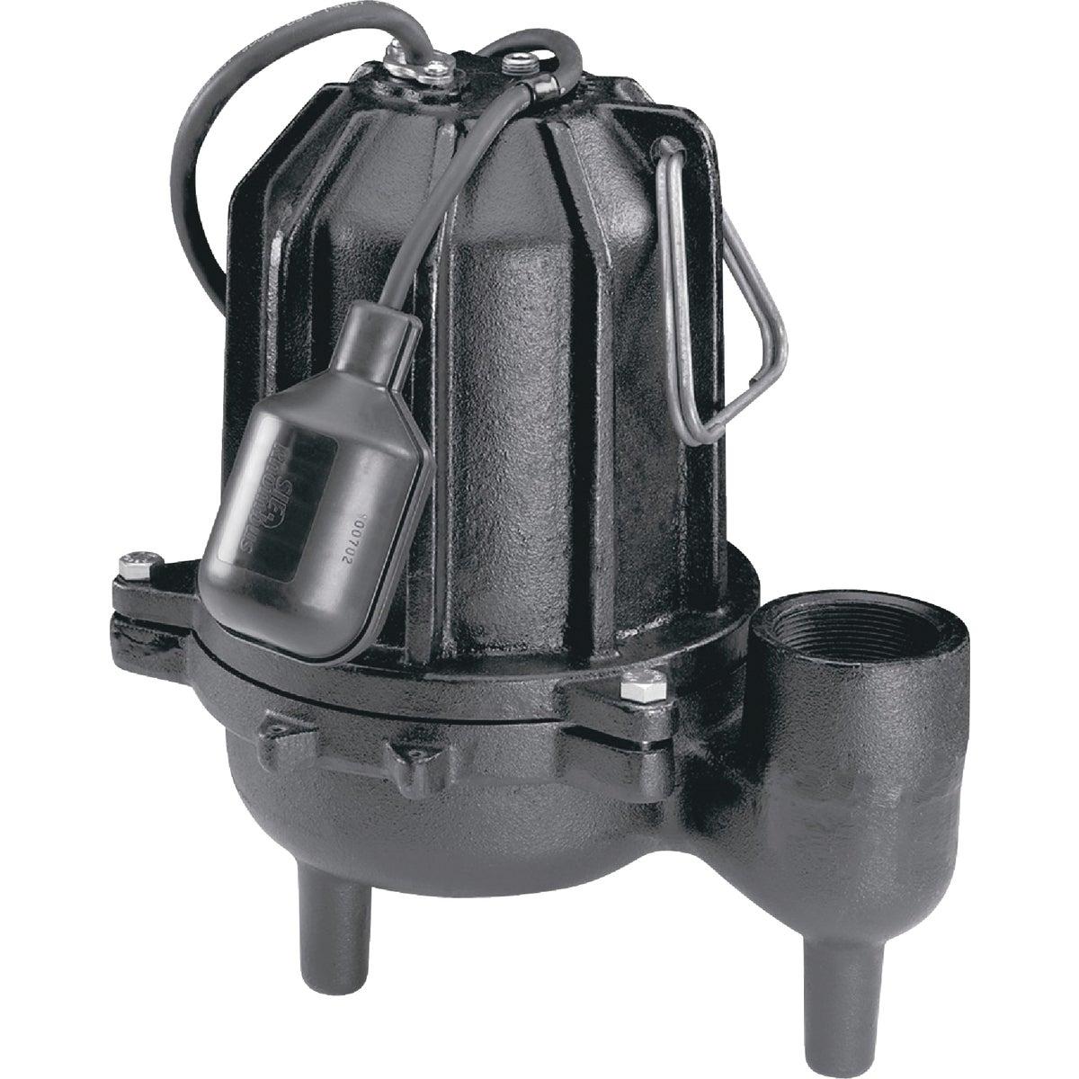 Wayne Home Equipment 1/2HP CAST SEWAGE PUMP CSE50T