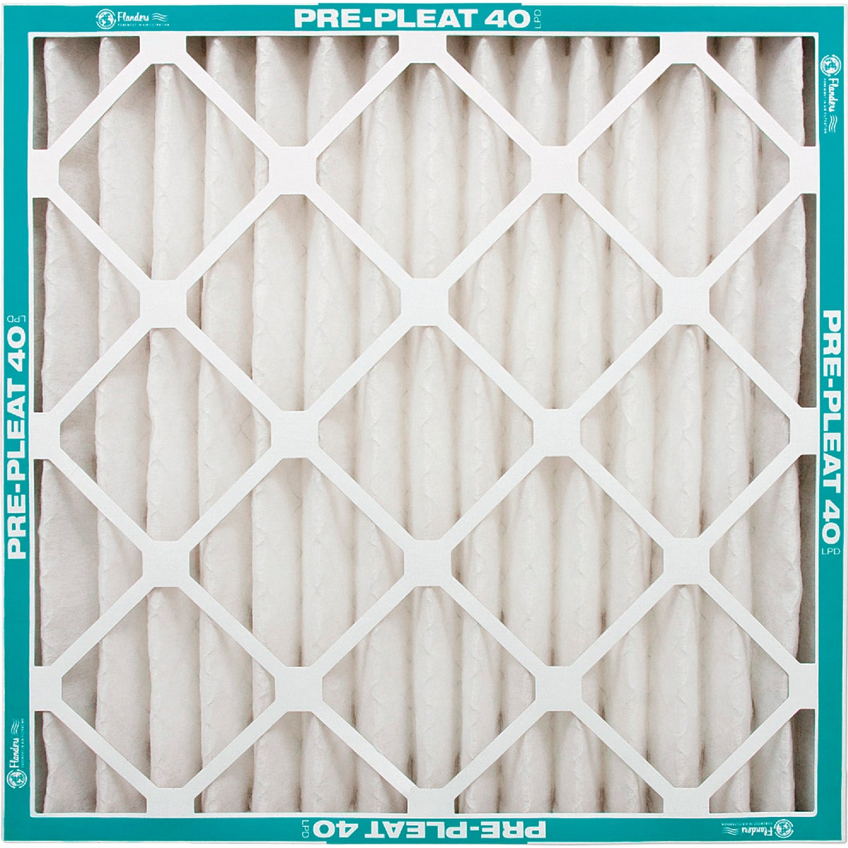20X25X4 PLTD AIR FILTER - 80055.042025 by Flanders Corp