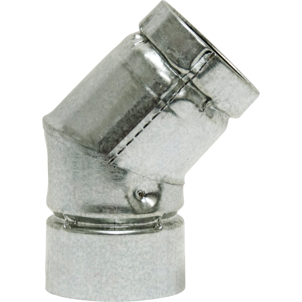"3"" 45D PLT STOVE ELBOW - 3VP-45EL by Selkirk Corporation"