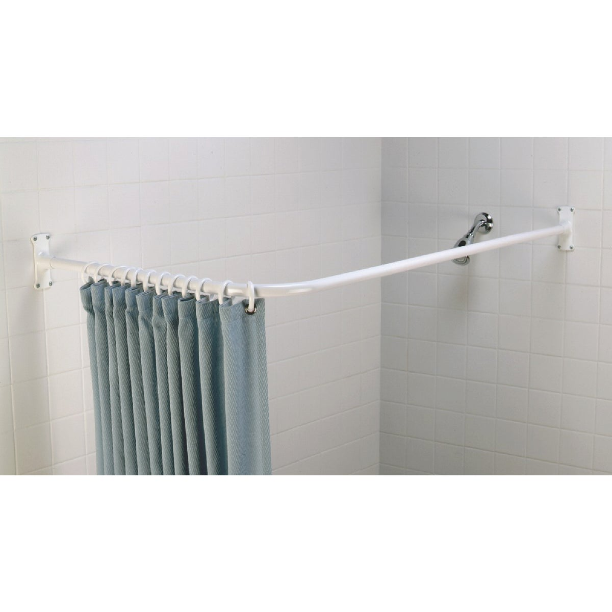 CORNER SHOWER ROD