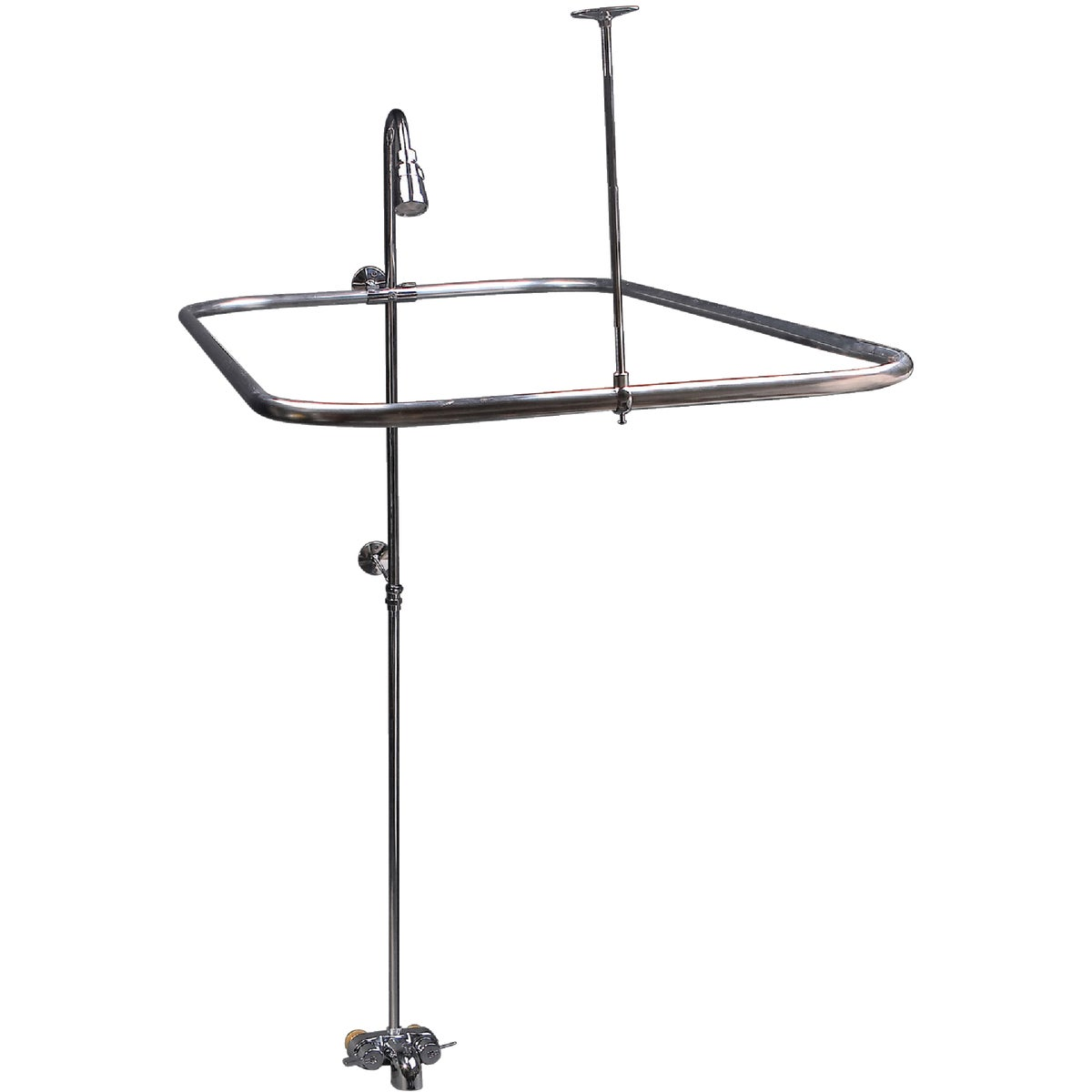 Alsons Corp. ADD-ON-SHOWER W/ROD PS2745