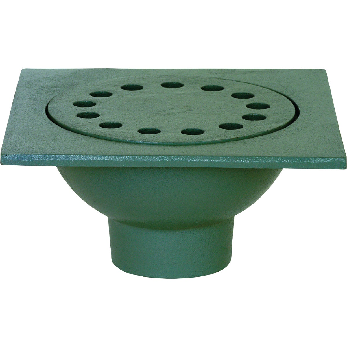 9X9 CAST IRON BELL TRAP
