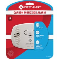 First Alert Plug-In Carbon Monoxide Alarm, 1039730