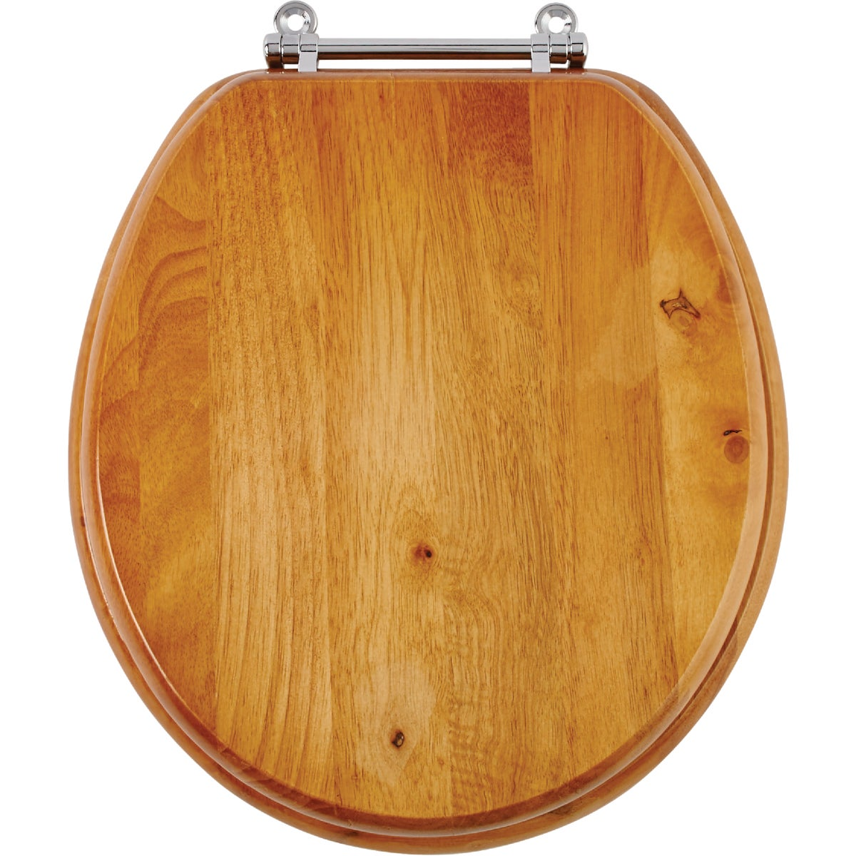 OAK ROUND TOILET SEAT - 10-005 by Do it Best Global Sourcing