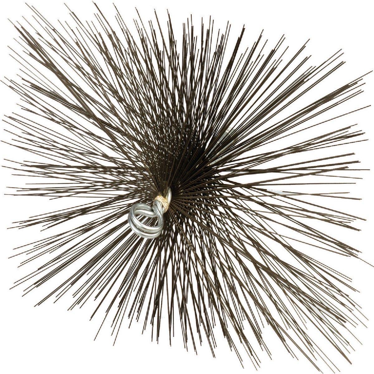 "12""SQ WIRE CHIMNEY BRUSH"
