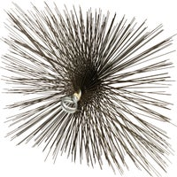 Square Wire Chimney Brush