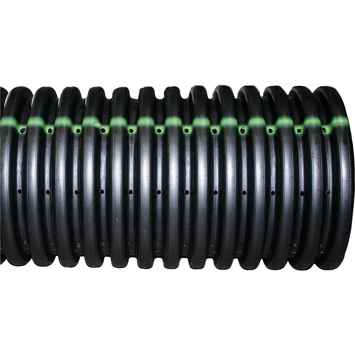 "4""X10' SLOTTED PIPE - 404-010 by Advanced Drainage Sy"