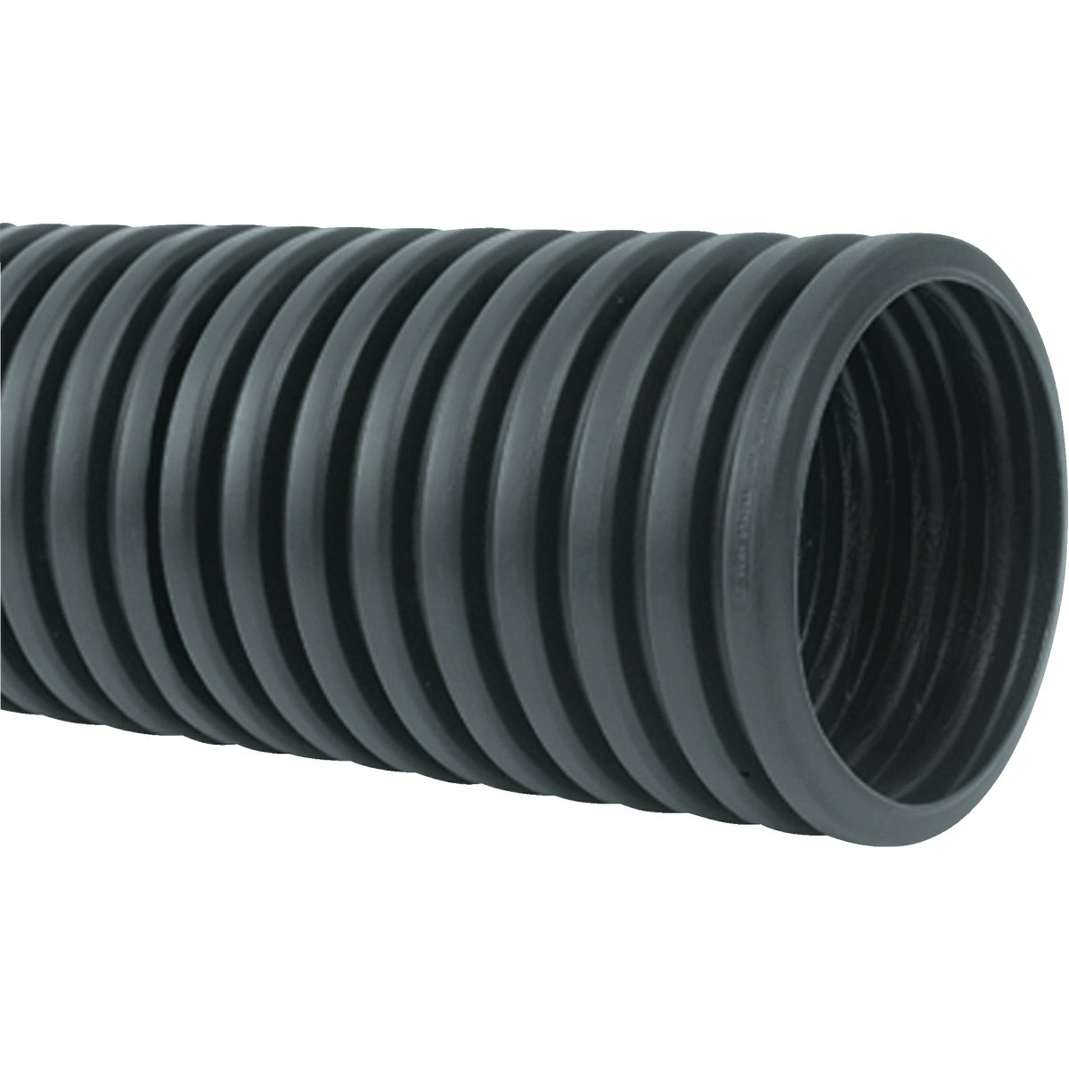 "4""X10' SOLID PIPE - 454-010 by Advanced Drainage Sy"