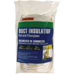 Foil and Fiberglass Duct Insulation