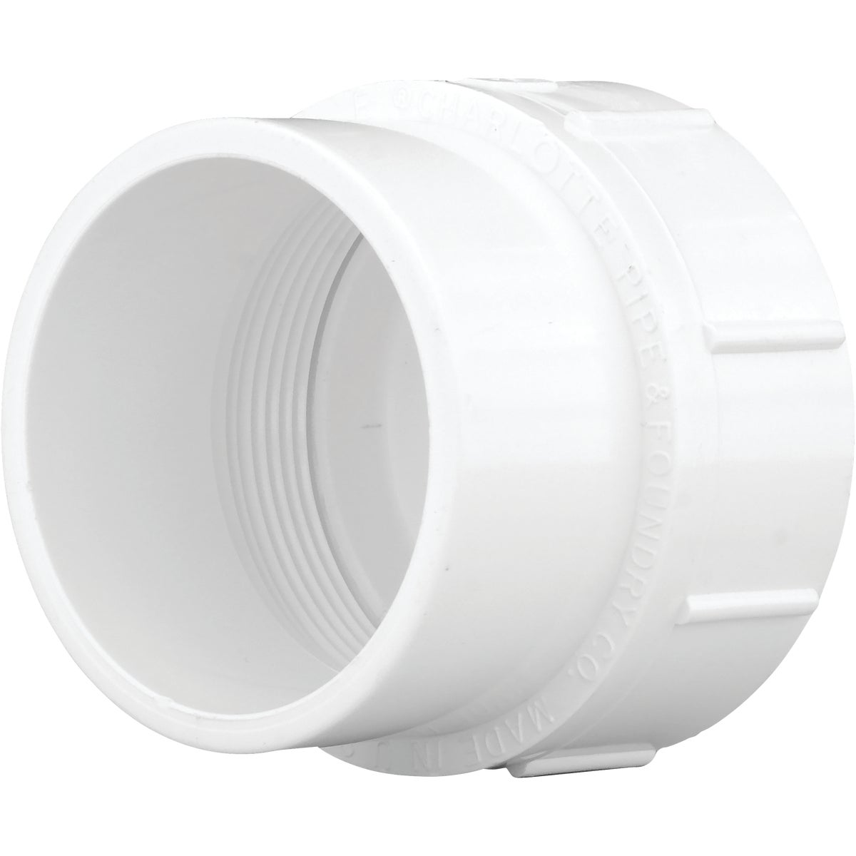 "3""PVC-DWV FITTING W/PLUG - 71630 by Genova Inc  Pvc Dwv"