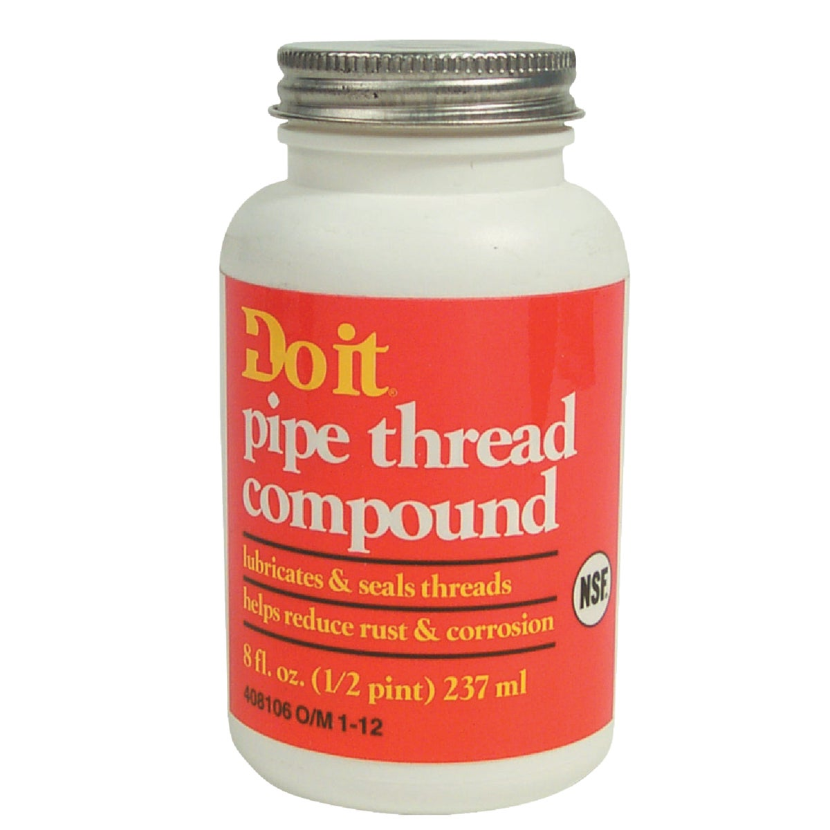 8OZ PIPE THREAD COMPOUND - 029047 by Wm H Harvey Co