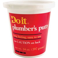 William H. Harvey 14OZ PLUMBERS PUTTY 43039