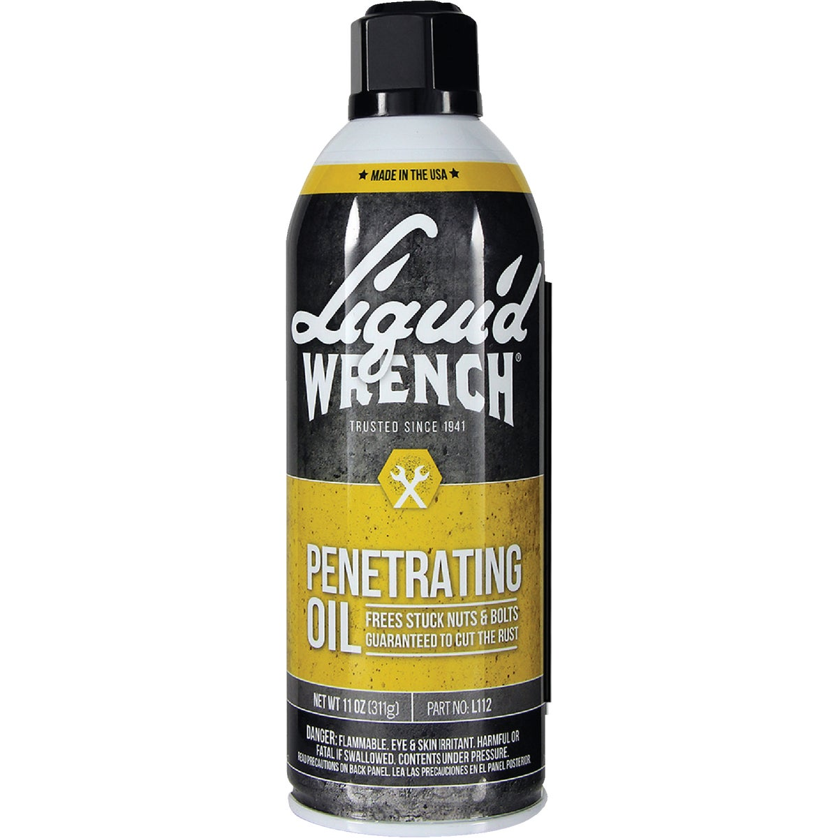 11OZ LIQUID WRENCH SPRAY - L112 by Radiator Specialty