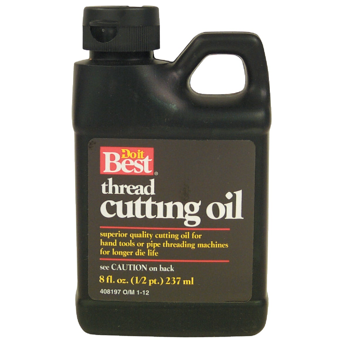 1/2PINT THREADCUT OIL - 016036 by Wm H Harvey Co